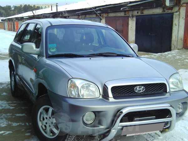 Hyundai Santa Fe, 2000 год, 407 000 руб.