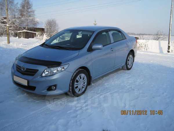Toyota Corolla, 2007 год, 530 000 руб.