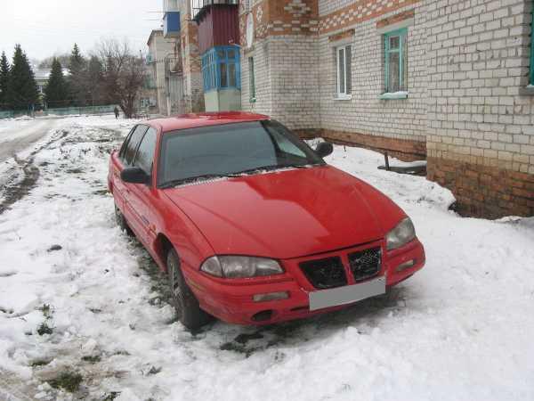 Pontiac Grand Am, 1992 год, 110 000 руб.