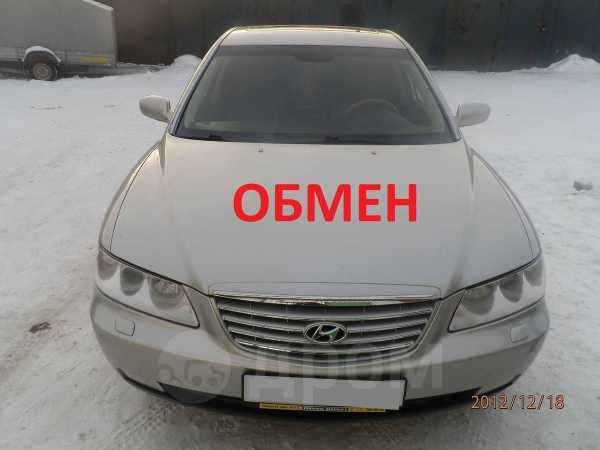 Hyundai Grandeur, 2006 год, 600 000 руб.