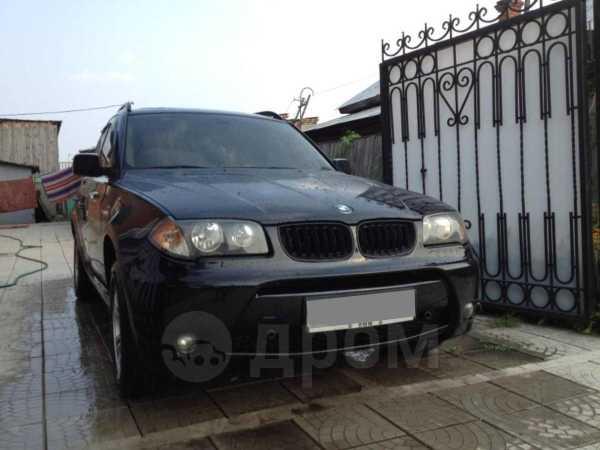 BMW X3, 2005 год, 710 000 руб.