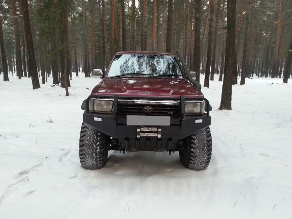 Toyota Hilux Surf, 1993 год, 420 000 руб.