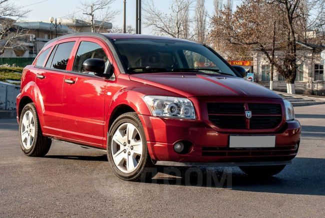 Dodge Caliber, 2006 год, 500 000 руб.