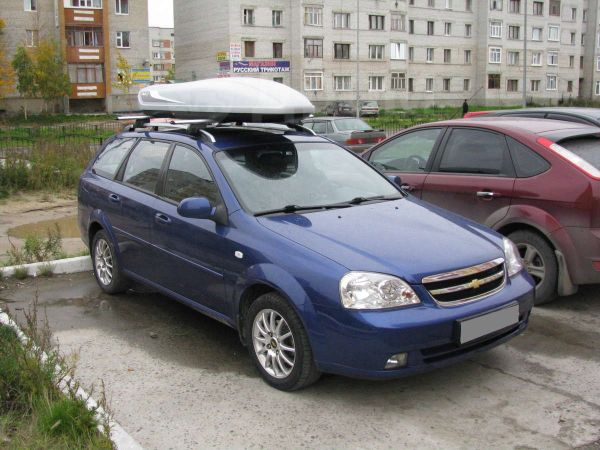 Chevrolet Lacetti, 2009 год, 490 000 руб.