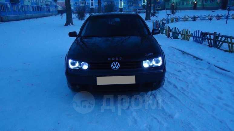 Volkswagen Golf, 2001 год, 330 000 руб.