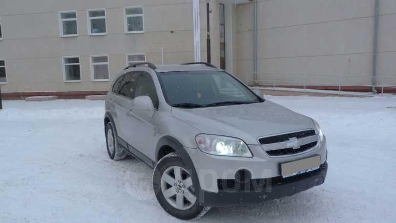 Chevrolet Captiva, 2007 год, 645 000 руб.
