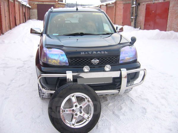 Nissan X-Trail, 2003 год, 580 000 руб.