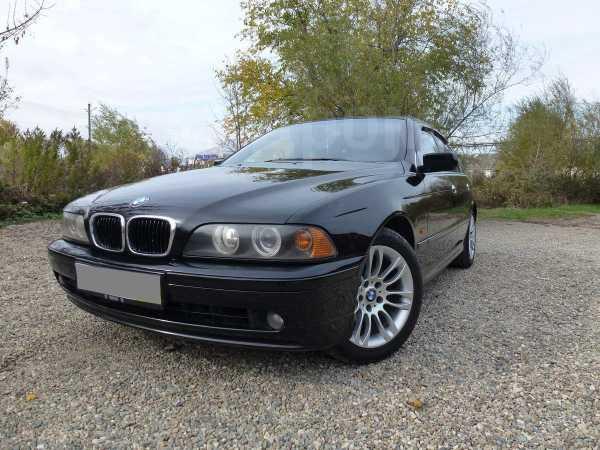 BMW 5-Series, 2000 год, 499 000 руб.