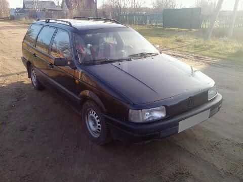 Volkswagen Passat, 1993 год, 149 000 руб.
