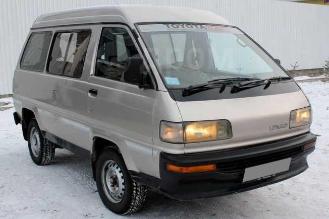 Toyota Lite Ace, 1990 год, 125 000 руб.