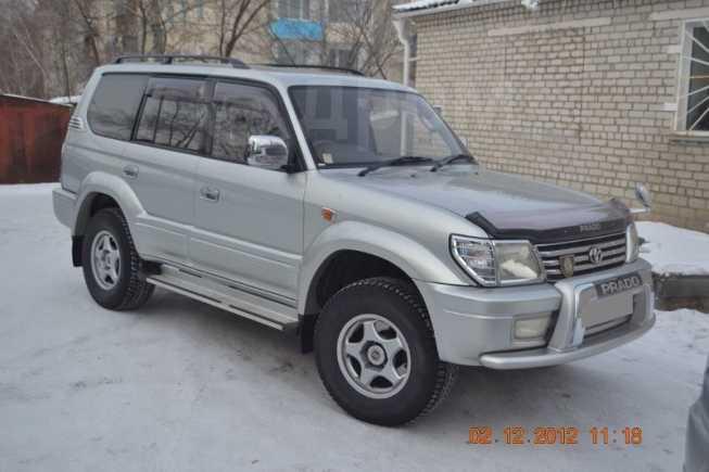 Toyota Land Cruiser Prado, 2000 год, 810 000 руб.