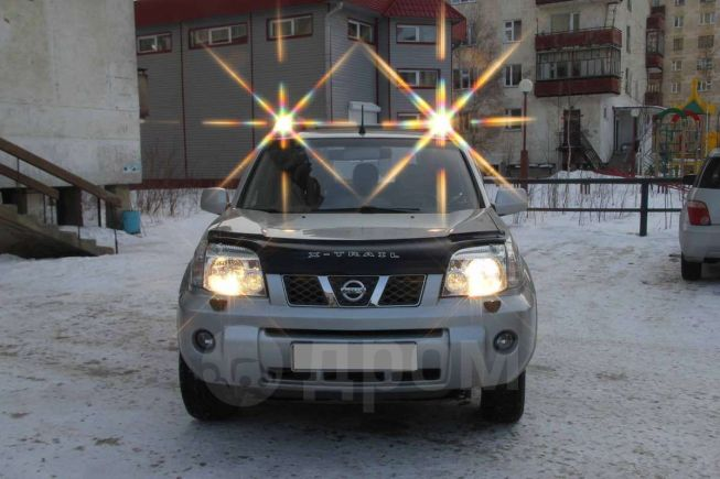 Nissan X-Trail, 2005 год, 660 000 руб.