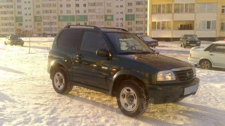 Suzuki Grand Vitara, 2005 год, 440 000 руб.