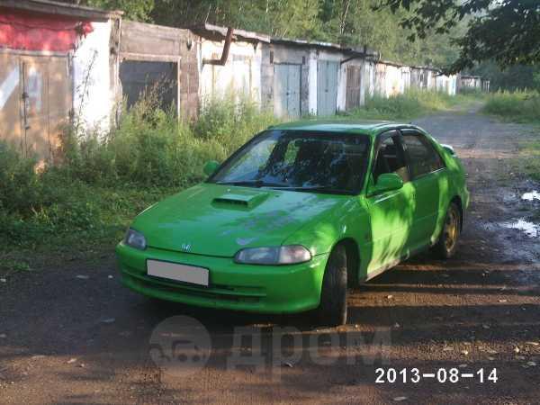 Honda Civic Ferio, 1994 год, 120 000 руб.
