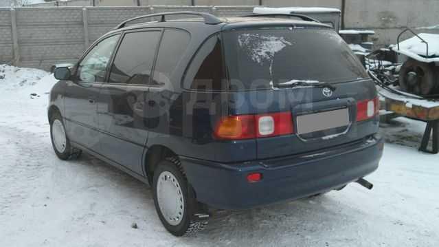 Toyota Picnic, 1999 год, 350 000 руб.