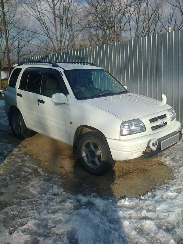 Suzuki Escudo, 1997 год, 375 000 руб.