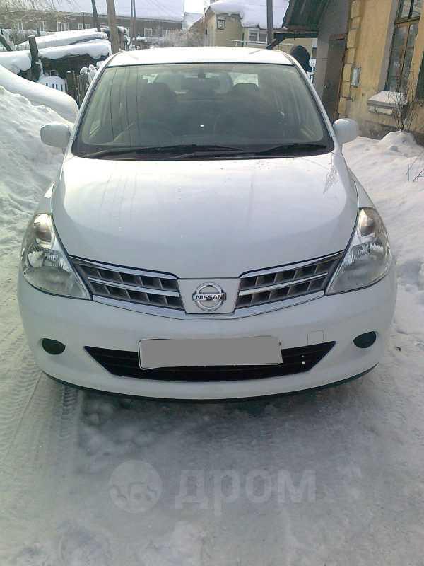 Nissan Tiida Latio, 2008 год, 400 000 руб.