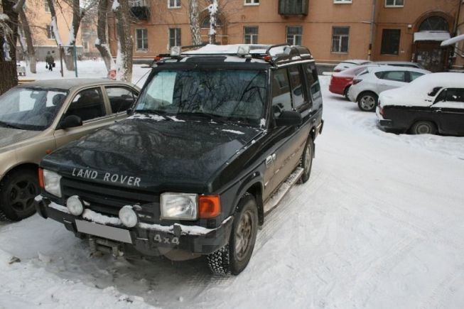 Land Rover Discovery, 1995 год, 300 000 руб.