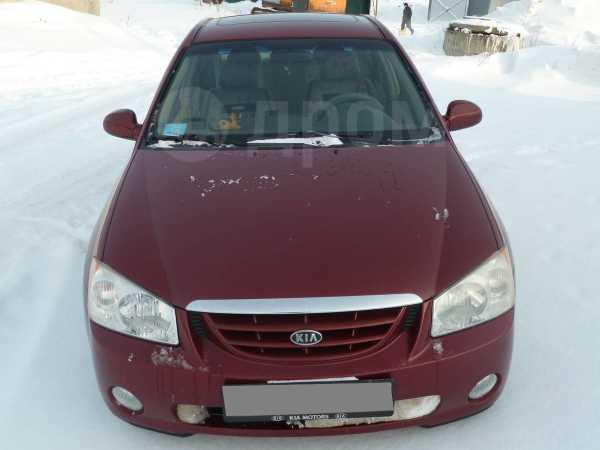 Kia Cerato, 2004 год, 355 000 руб.