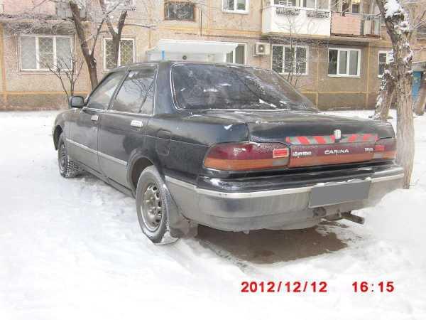 Toyota Carina, 1992 год, 128 000 руб.