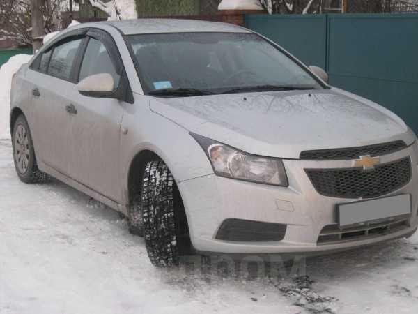 Chevrolet Cruze, 2010 год, 600 000 руб.