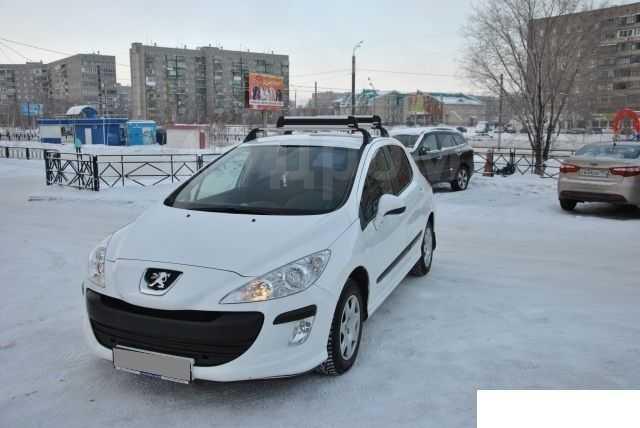 Peugeot 308, 2010 год, 500 000 руб.