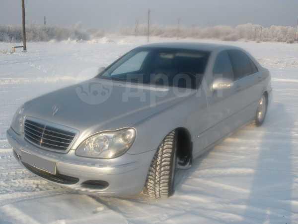 Mercedes-Benz S-Class, 2004 год, 950 000 руб.