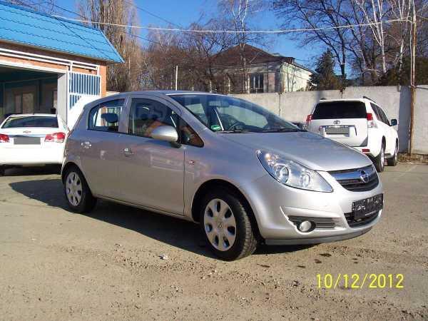 Opel Corsa, 2008 год, 408 000 руб.