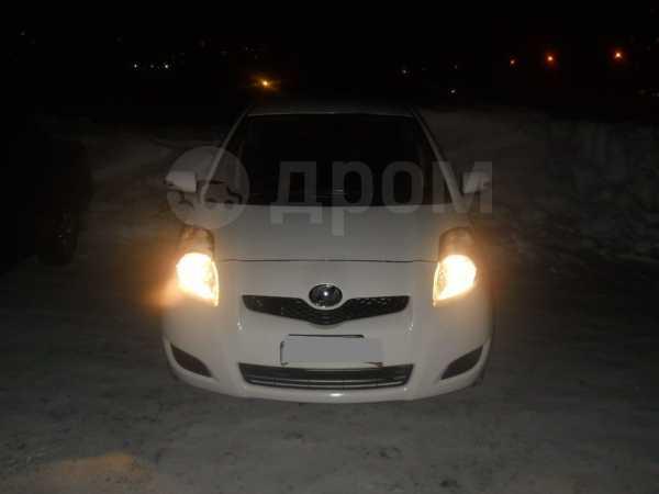 Toyota Vitz, 2008 год, 357 000 руб.