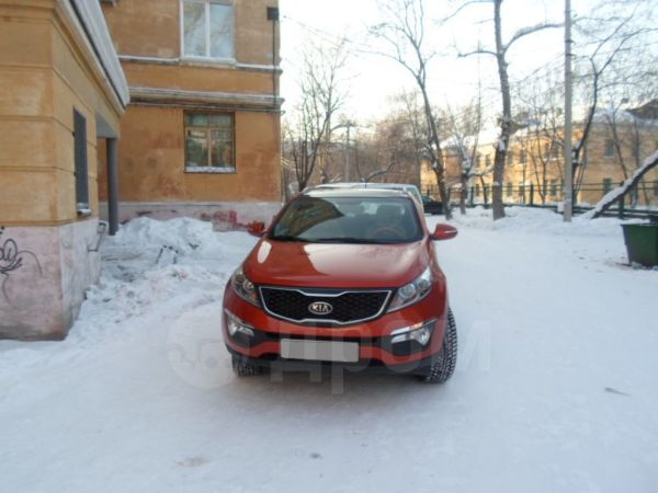 Kia Sportage, 2011 год, 1 100 000 руб.