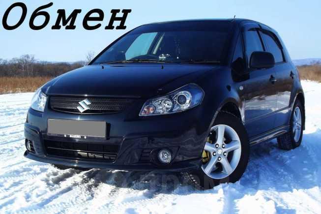 Suzuki SX4, 2008 год, 485 000 руб.