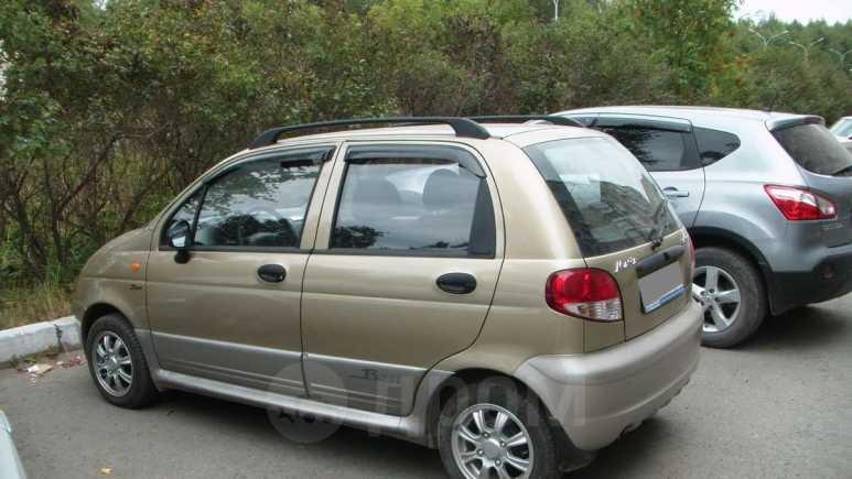 Daewoo Matiz, 2011 год, 260 000 руб.