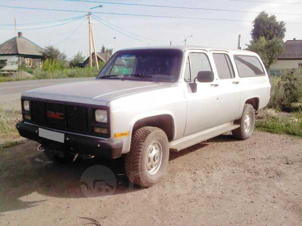 GMC Suburban, 1991 год, 350 000 руб.