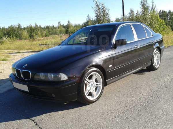 BMW 5-Series, 2002 год, 499 999 руб.