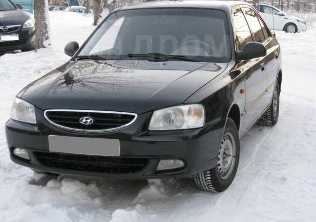 Hyundai Accent, 2006 год, 270 000 руб.