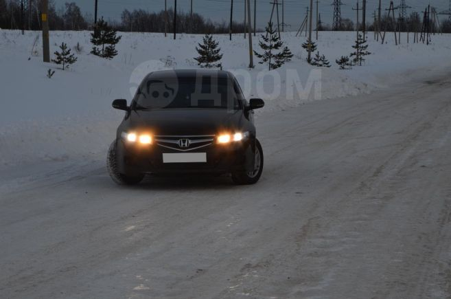 Honda Accord, 2008 год, 615 000 руб.