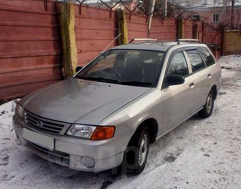 Nissan AD, 2003 год, 185 000 руб.