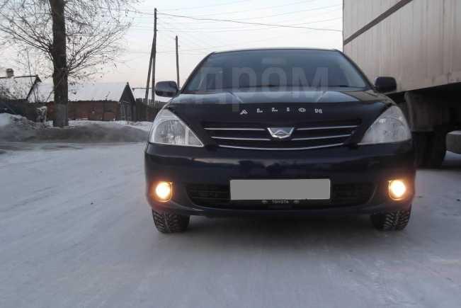 Toyota Allion, 2002 год, 407 000 руб.