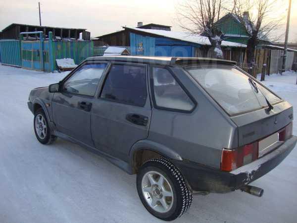 Лада 2109, 1994 год, 95 000 руб.