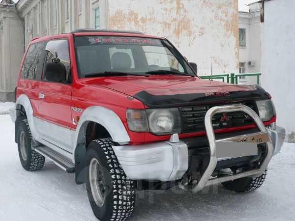 Mitsubishi Pajero, 1995 год, 275 000 руб.