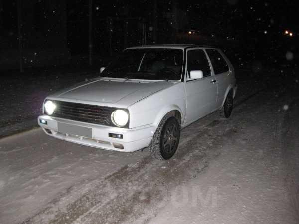 Volkswagen Golf, 1989 год, 125 000 руб.