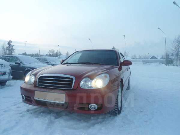 Hyundai Sonata, 2004 год, 320 000 руб.