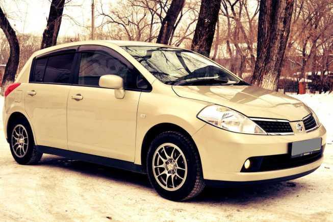 Nissan Tiida, 2006 год, 300 000 руб.