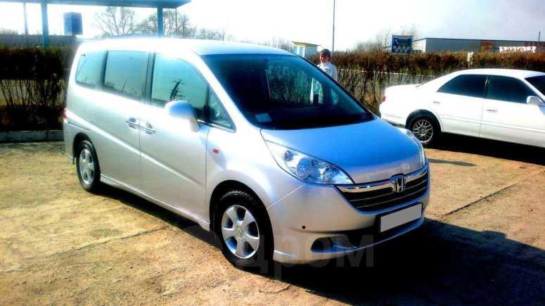 Honda Stepwgn, 2007 год, 525 000 руб.