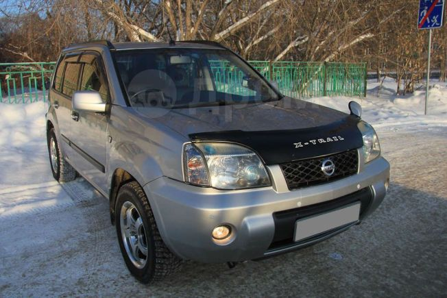 Nissan X-Trail, 2005 год, 548 000 руб.