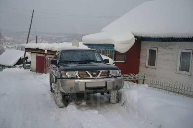 Nissan Patrol, 2002 год, 820 000 руб.