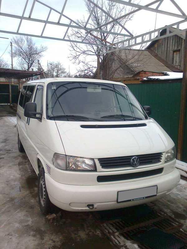 Volkswagen Caravelle, 2003 год, 620 000 руб.