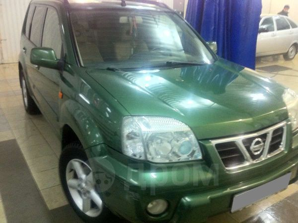 Nissan X-Trail, 2003 год, 480 000 руб.
