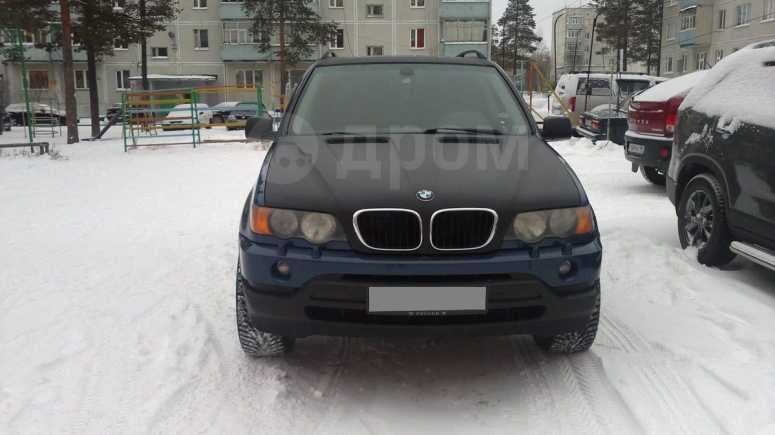 BMW X5, 2002 год, 599 999 руб.