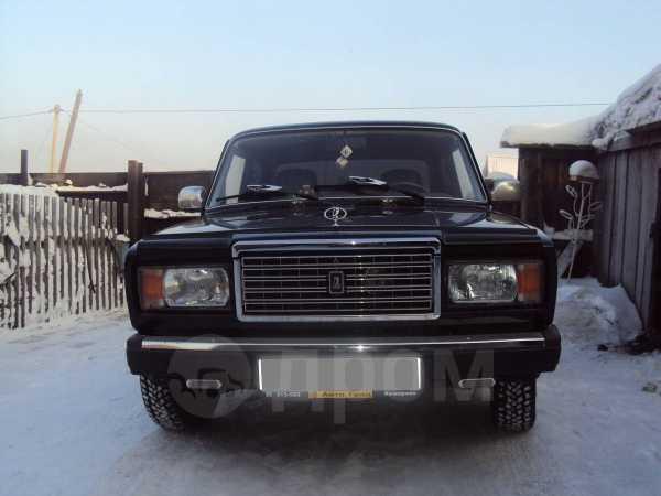 Лада 2107, 2012 год, 190 000 руб.